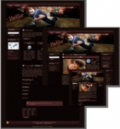 Thumbnail HipHop - WP Theme - With Master Resale Rights