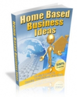 Thumbnail Home Based Business Ideas - With Master Resale Rights