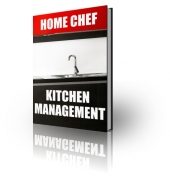 Thumbnail Home Chef Kitchen Management - With Private Label Rights