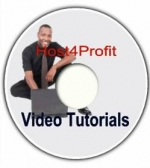 Thumbnail Host4Profit Video Tutorials - With Master Resale Rights