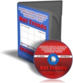 Thumbnail Hot Trends Instant Cash - With Resale Rights