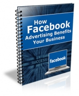 Thumbnail How Facebook Advertising Benefits Your Business - With Resale Rights