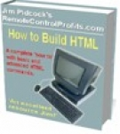 Thumbnail How To Build HTML With Resell Rights