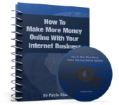 Thumbnail How To Make More Money Online With Your Internet Business - With Master Resale Rights