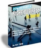 Thumbnail How to Start A Niche Business On Internet - With Resell Rights