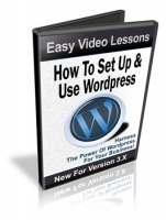 Thumbnail How To Set Up & Use Wordpress - With Resale Rights