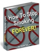 Thumbnail How To Stop Smoking Forever! - With Resell Rights