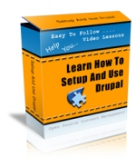 Thumbnail Learn How To Setup And Use Drupal