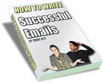 Thumbnail How To Write Successful Emails - With Brandable Resale Rights