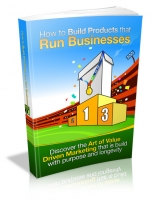 Thumbnail How to Build Products that Run Businesses - With Master Resale Rights