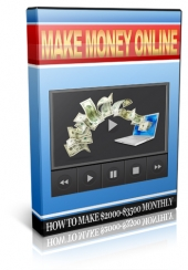 Thumbnail How to Make $2000-$3500 Monthly - With Personal Use Rights
