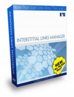 Thumbnail Interstitial Links Manager - With Master Resale Rights