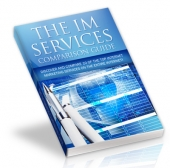 Thumbnail The IM Services Comparison Guide - With Master Resell Rights