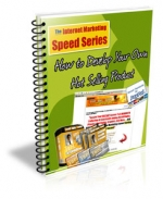 Thumbnail Internet Marketing Speed Series - With Private Label Rights