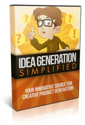 Thumbnail Idea Generation Simplified - With Resell Rights
