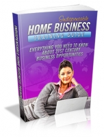 Thumbnail Indispensable Home Business Training Guide - With Master Resale Rights