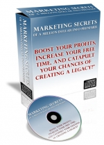 Thumbnail Marketing Secrets Of A Million-Dollar Info-Preneuer - With Resale Rights