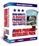 Thumbnail The Info Product Resellers Pack - With Resell Rights