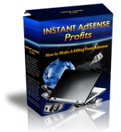 Thumbnail Instant Adsense Profits - With Master Resale Rights