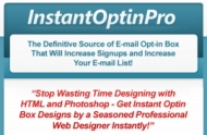 Thumbnail Instant Optin Pro - With Resale Rights