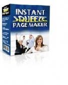 Thumbnail Instant Squeeze Page Maker With Master Resell Rights
