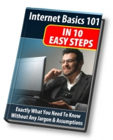 Thumbnail Internet Basics 101 In 10 Easy Steps With Master Resale Rights