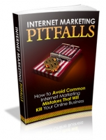 Thumbnail Internet Marketing Pitfalls - With Master Resale Rights