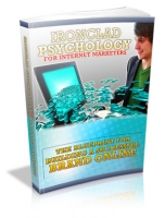 Thumbnail Ironclad Psychology For Internet Marketers With Master Resale Rights