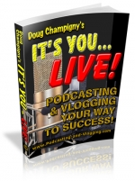 Thumbnail It's You...Live! With Master Resale Rights