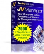 Thumbnail 7 Step By Step JVManager Video Tutorials