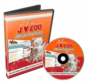 Thumbnail JVZoo Affiliate Explosion - With Master Resell Rights