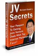 Thumbnail JV Secrets Report - With Giveaway Rights