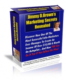 Thumbnail Jimmy D. Brown's Marketing Secrets Revealed With Resell Rights