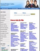 Thumbnail Jobs Website - With Private Label Rights
