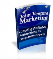 Thumbnail Joint Venture Marketing With Master Resale Rights