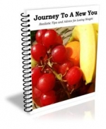 Thumbnail Journey To A New You - With Private Label Rights