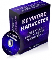 Thumbnail Keyword Harvester - With Resale Rights
