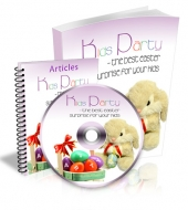 Thumbnail Kids Party - The best easter surprise for your kids - With Master Resale Rights