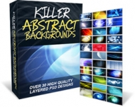 Thumbnail Killer Abstract Backgrounds