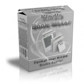 Thumbnail Kindle Book Maker - With Master Resell Rights