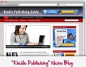 Thumbnail Kindle Publishing WordPress Niche Blog - With Personal Use Rights