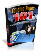 Thumbnail Landing Pages 101 - With Master Resell Rights