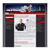 Thumbnail Law Of Attraction Templates - With Private Label Rights