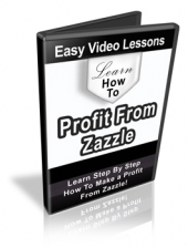 Thumbnail Learn How To Profit From Zazzle