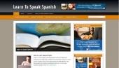 Thumbnail Learn To Speak Spanish Blog