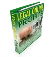 Thumbnail Legal Online Profits - With Master Resale Rights