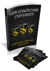 Thumbnail Life Coach Cash University - With Master Resell Rights