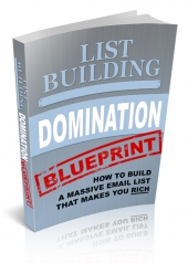 Thumbnail List Building Domination Blueprint - With Private Label Rights