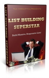 Thumbnail List Building Superstar - With Master Resale Rights