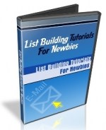 Thumbnail List Building Tutorials For Newbies - With Master Resale Rights